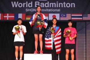 U15 World Badminton Shonai Invitational 2019